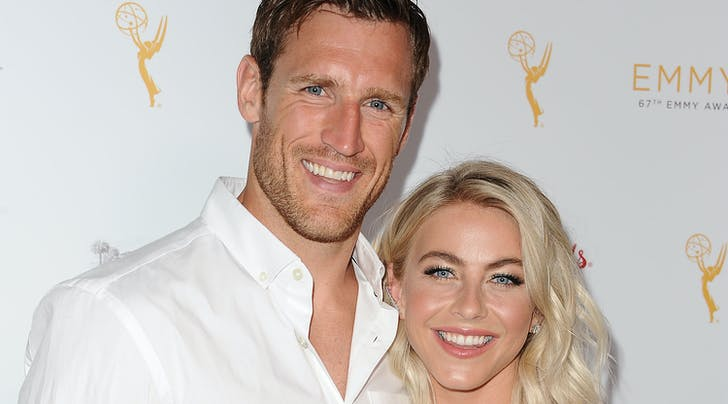 We Cant Deal with the Gorgeousness of 'DWTS' Pro Julianne Hough & Brooks Laichs Wedding