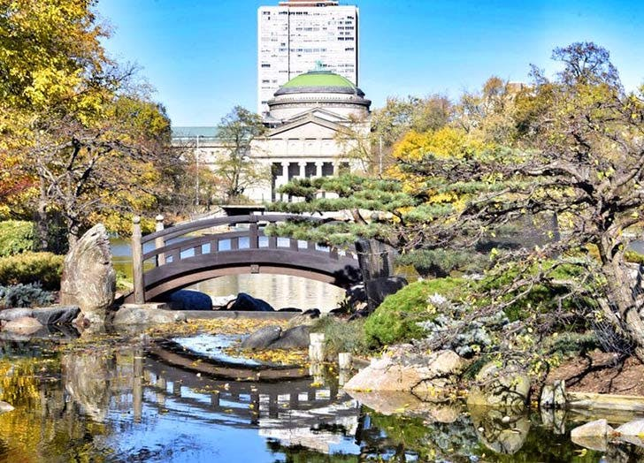CHI hyde park osaka garden LIST