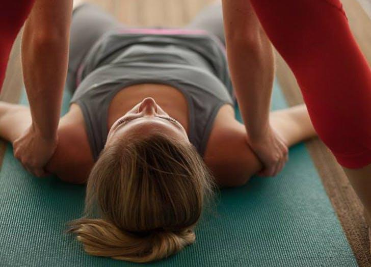 CHI yoga bottom line LIST