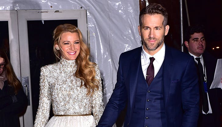 Celebrity Meet cutes Blake Lively Ryan Reynolds