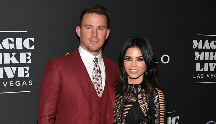 Celebrity Meet cutes Channing Tatum Jenna Dewan