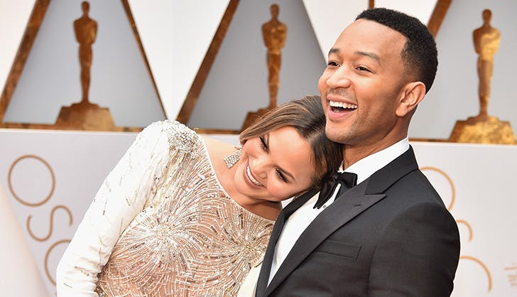 Celebrity Meet cutes Chrissy Teigen John Legend