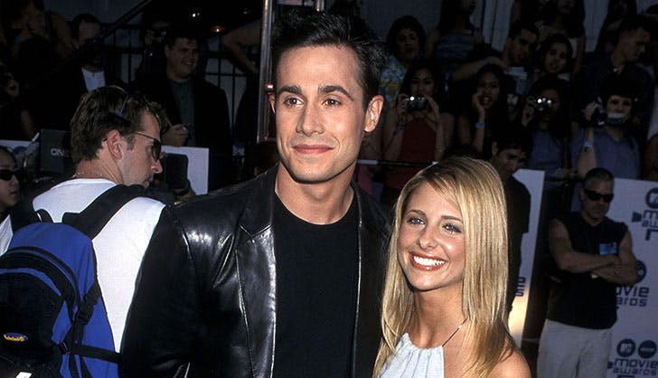 Celebrity Meet cutes Sarah Michelle Gellar Freddie Prinze Jr