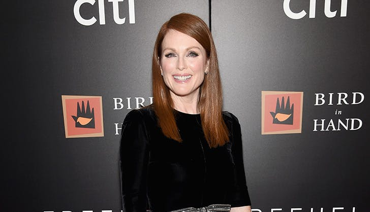 Celebrity Stage Names Julianne Moore