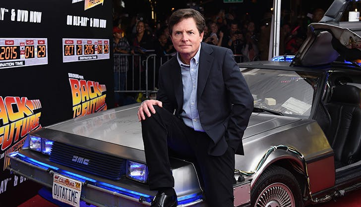 Celebrity Stage Names Michael J Fox