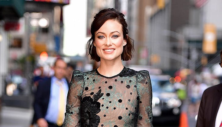 Celebrity Stage Names Olivia Wilde