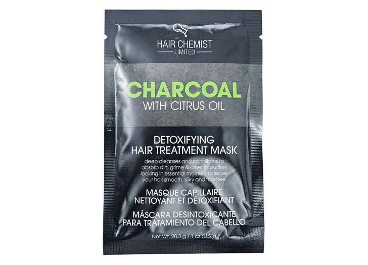 Charcoal Detoxifying Masque with Citrus Oil Packet