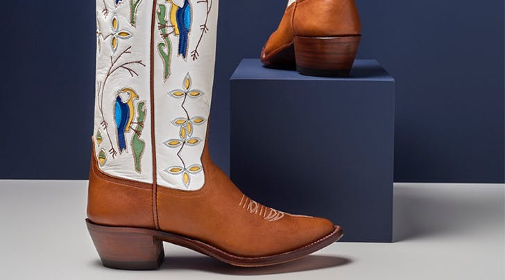 Meet the Boots That Everyone in Dallas Will Be Wearing Soon