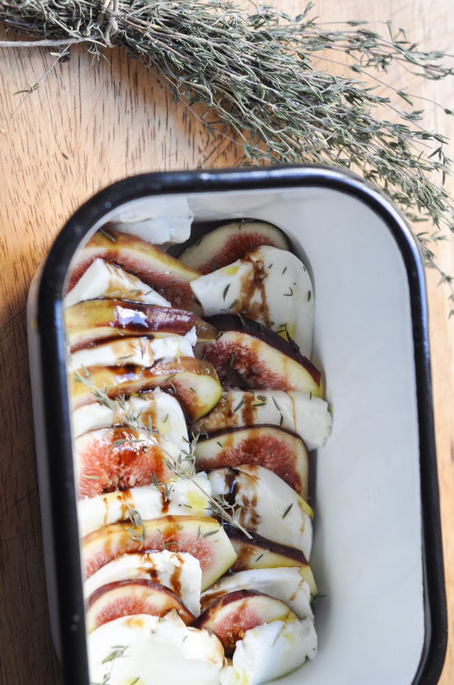 Figs   Burrata recipe1