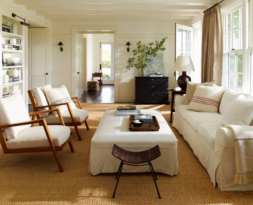 How to Add Extra Seating to Your Living Room - PureWow