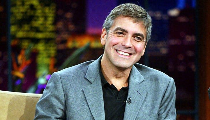 George Clooney Gets Be...