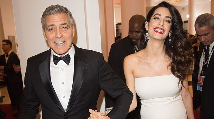 Handsome Family Alert! The Clooney Clan Makes Their Grand Debut