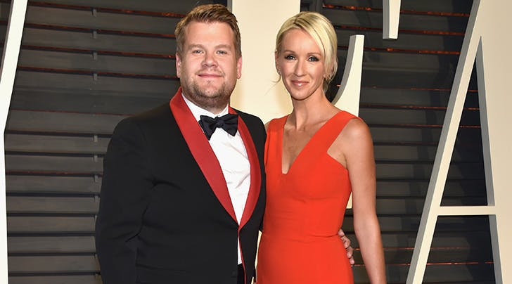 Good Things Come in Threes: James Corden and His Wife Are Expecting Their Third Child