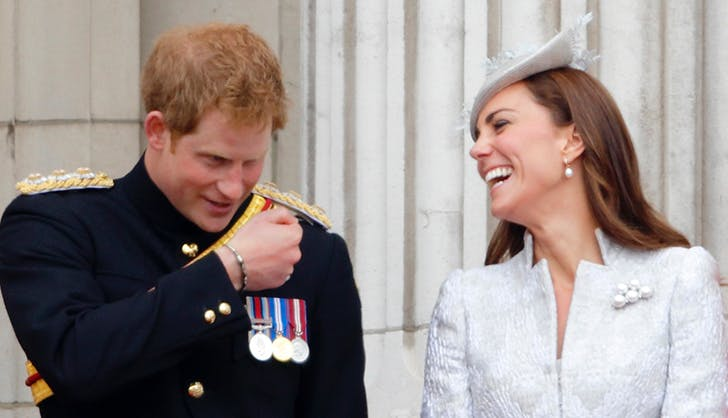 Kate Middleton Prince Harry Unexpected Besties 1