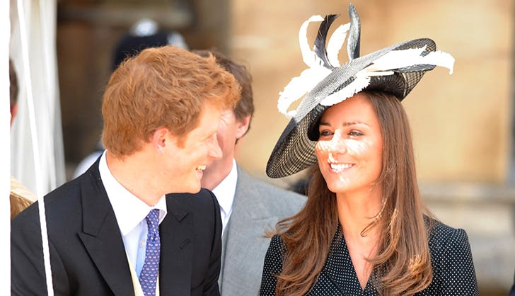 Kate Middleton Prince Harry Unexpected Besties 2