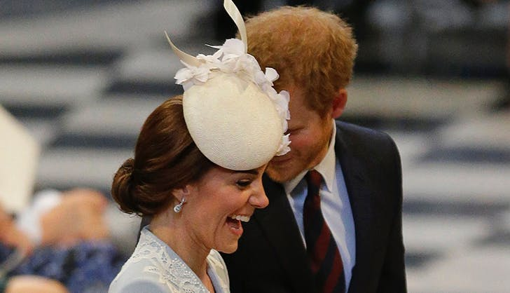 Kate Middleton Prince Harry Unexpected Besties 3