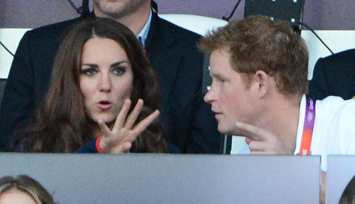 Kate Middleton Prince Harry Unexpected Besties 4