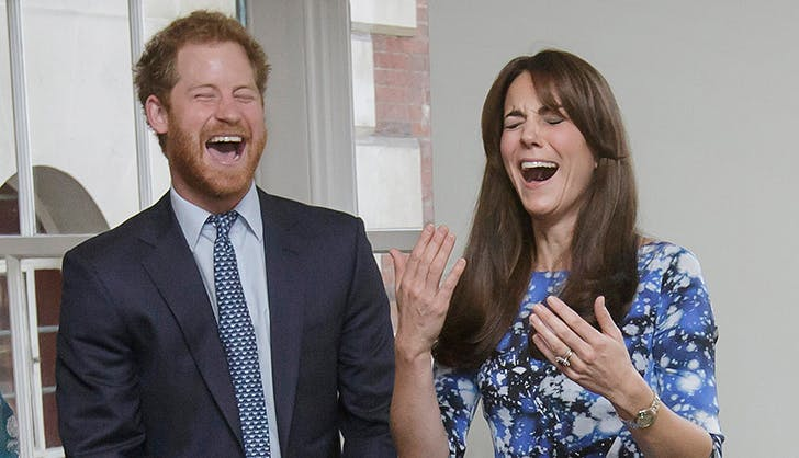 Kate Middleton Prince Harry Unexpected Besties 5