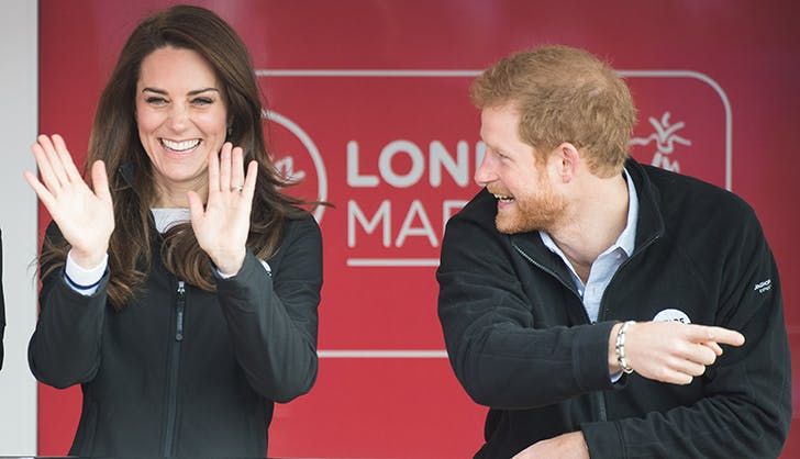 Kate Middleton Prince Harry Unexpected Besties 6