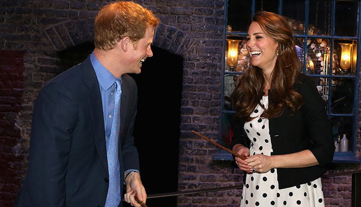Kate Middleton Prince Harry Unexpected Besties 7
