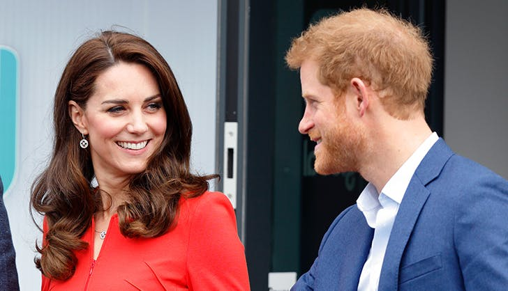 Kate Middleton Prince Harry Unexpected Besties 8