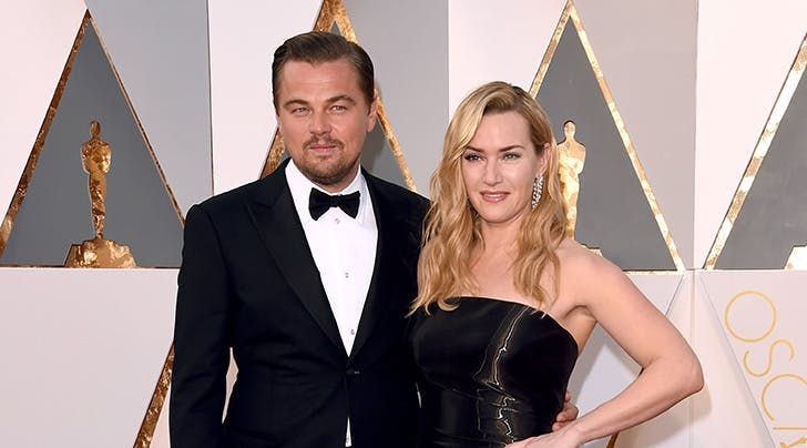 You Guys, You Can Bid to Win a Private Dream Dinner with Leonardo DiCaprio & Kate Winslet