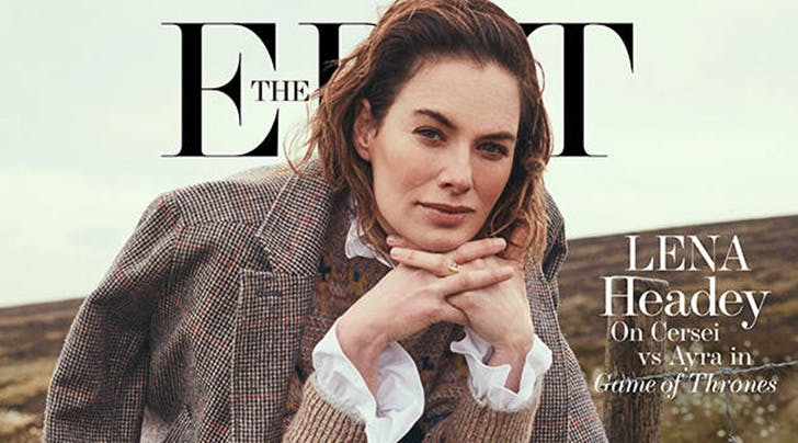 'Game of Thrones' Actress Lena Headey Bravely Opens Up About Her Postpartum Depression