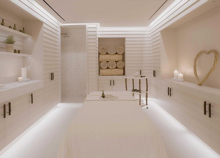 MIA luxe on a budget spa LIST