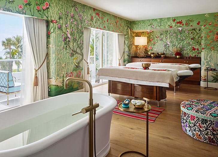 MIA spa month faena LIST