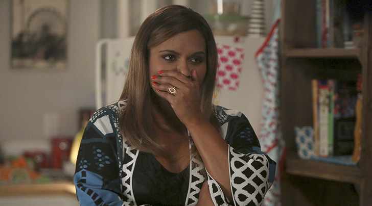 Mindy Kaling Is Reportedly Pregnant With Her First Child & We Are Thrilled!