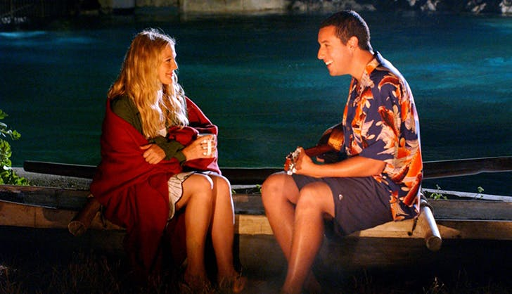 Movies Based on True Stories 50 First Dates1