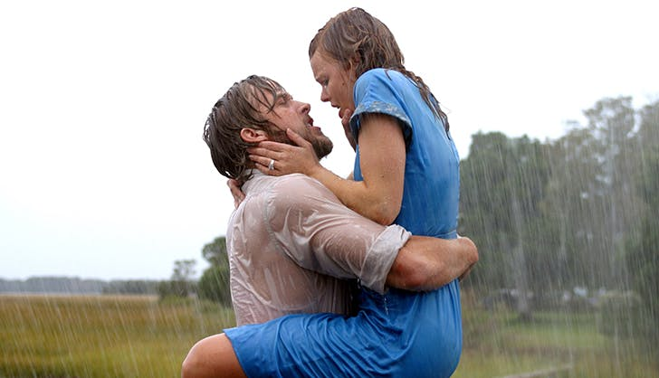 Movies Based on True Stories The Notebook