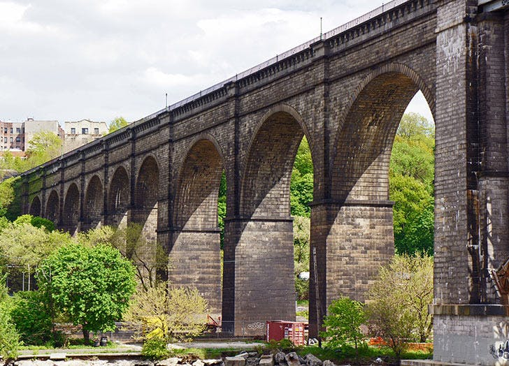 NY fort washington guide high bridge LIST