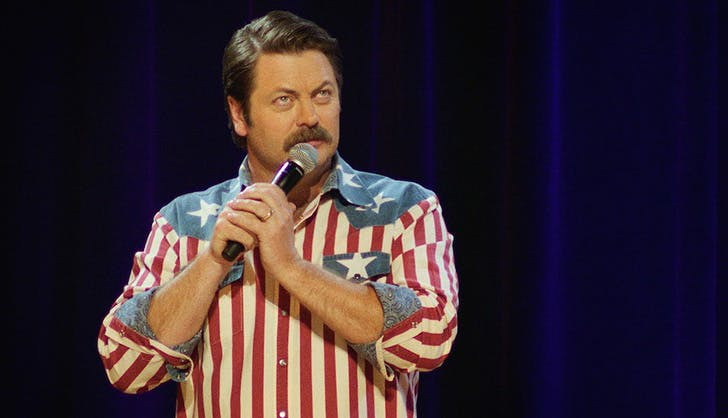 Netflix Stand Up Comedy Specials Nick Offerman