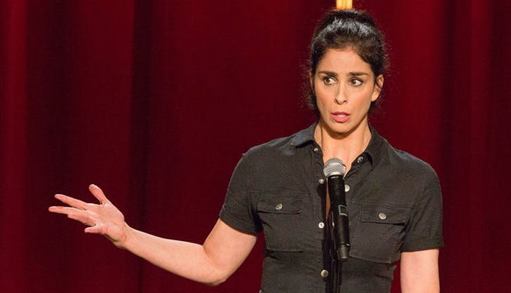 Netflix Stand Up Comedy Specials Sarah Silverman2