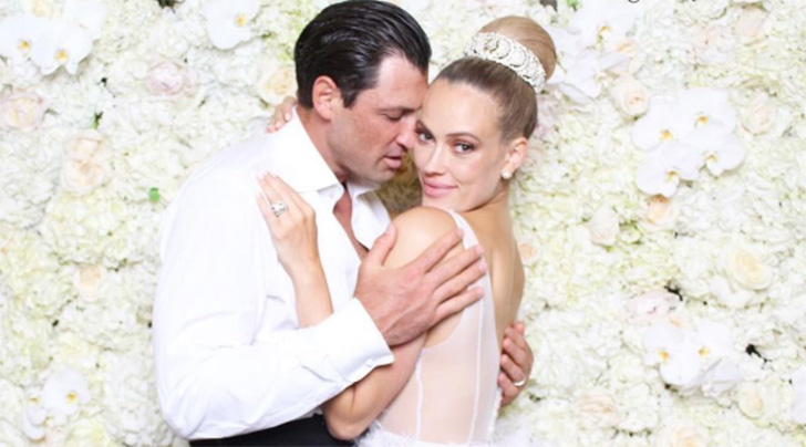 Peta Murgatroyd and Maksim Chmerkovskiy Marry At Your Dream Wedding