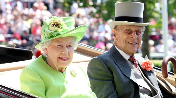 Prince Philip Says 'Ta-Ta' at What Is Likely to Be His Last Public Event Before Retirement