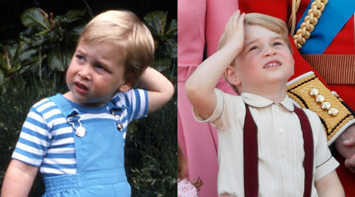 Prince William Prince George Look Alikes Concerned