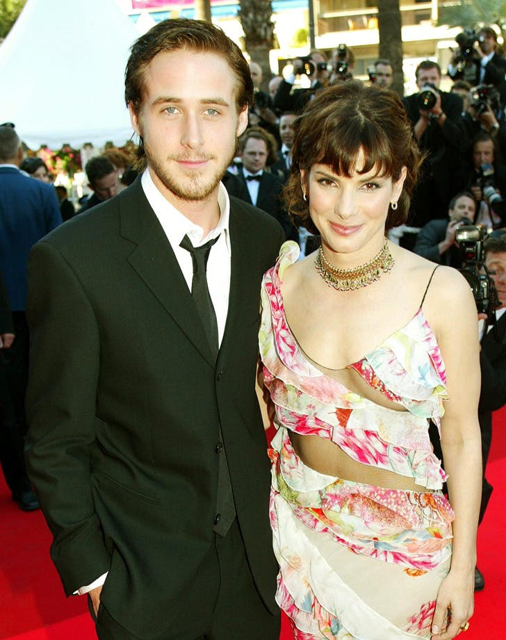 Ryan Gosling Sandra Bullock