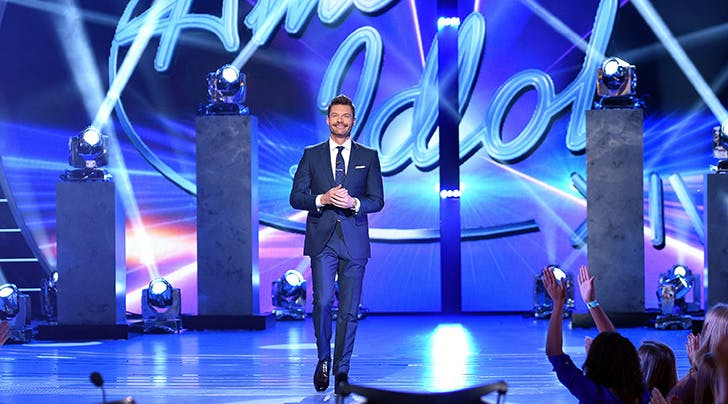 Hes Baacckk! Ryan Seacrest Returning as Host of 'American Idol Reboot