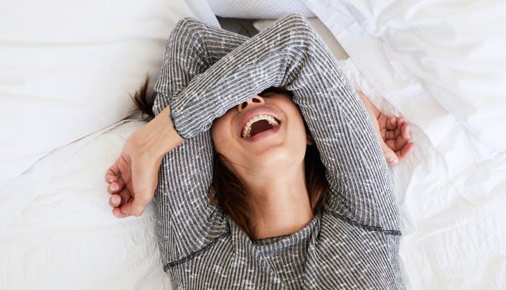 SLEEP ON BACK LIST