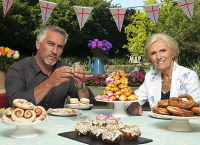 Shows Like Great British Baking Show