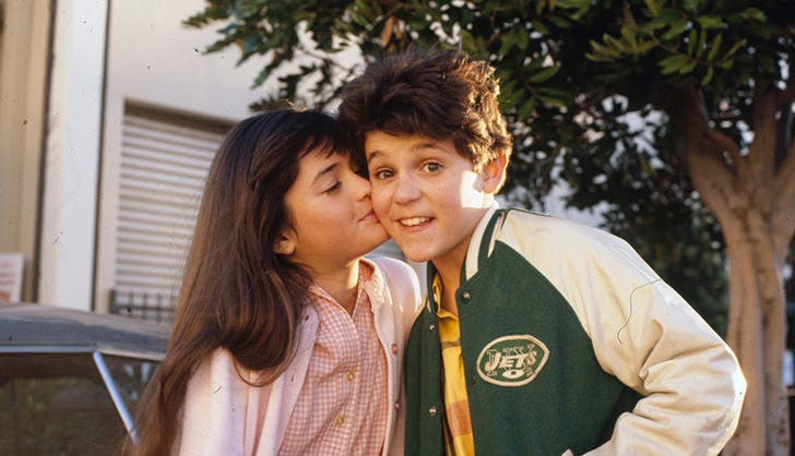 The Wonder Years First Kiss