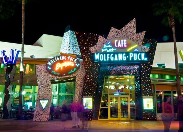 Wolfgang Pucks Grand Cafe at Disney World