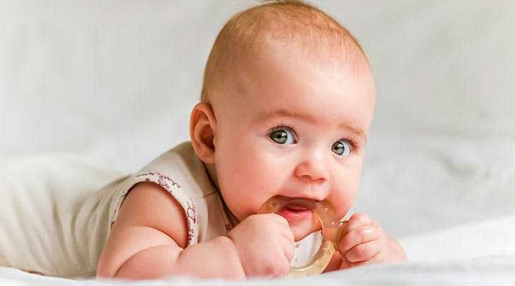 Do Amber Necklaces Really Help Teething Babies?