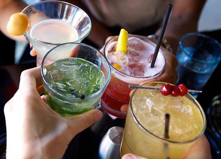 aging things drinks
