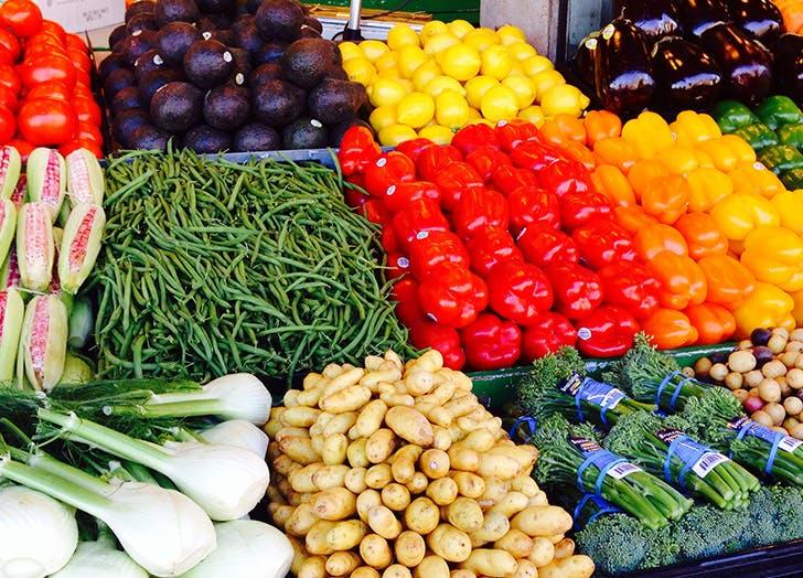 aldi veggies