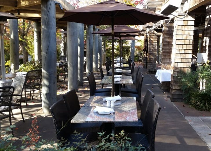 The 100 Best Alfresco Restaurants In The Country Purewow