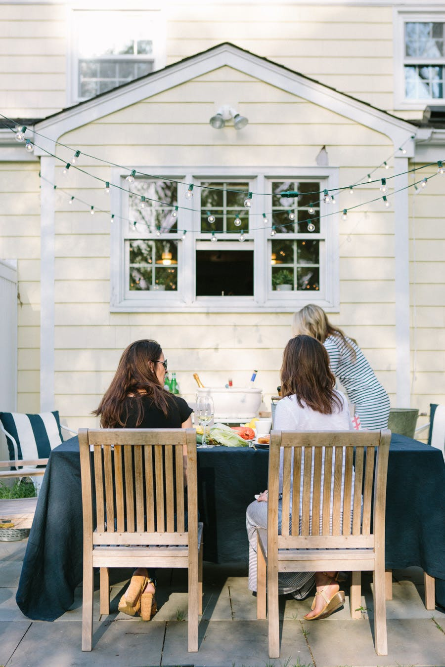 ambiance garden party ideas