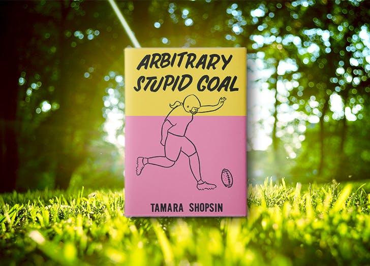 arbitrary stupid goal tamara shopsin